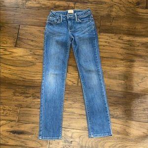 Girls GAP Kids skinny jeans